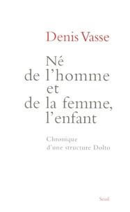 Alixetmika.fr Né de l'homme et de la femme, l'enfant - Chronique d'une structure Dolto Image