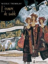 Denis Vaugeois et Gilles Herman - Nicole Tremblay | caisse - L'Œuvre de sable.