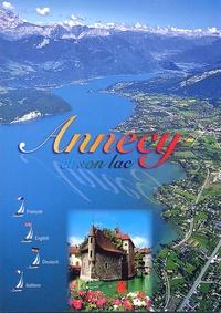 Denis Vidalie - Annecy et son lac.