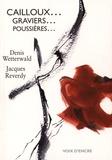 Denis Wetterwald - Cailloux... graviers... poussières....