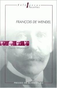 Denis Woronoff - .