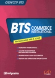 Denisa Mihaela Stanescu et Sabine Inard-Paturel - BTS commerce international.