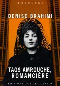 Deedr.fr Taos Amrouche, romancière - Document Image