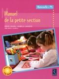 Denise Chauvel et Isabelle Lagouyete - Manuel de la petite section. 1 Cédérom