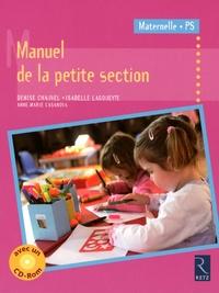 Deedr.fr Manuel de la petite section Image