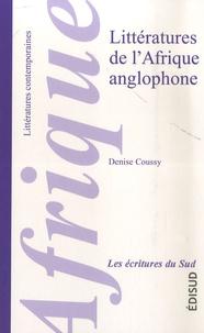 Denise Coussy - Littératures de l'Afrique anglophone.