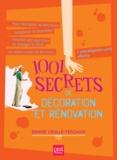 Denise Crolle-Terzaghi - 1001 secrets de décoration et rénovation.
