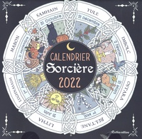 Denise Crolle-Terzaghi - Calendrier sorcière.