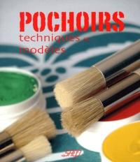 Denise Crolle-Terzaghi - Pochoirs - Techniques et modèles.