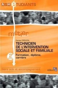 Accentsonline.fr Technicien de l'intervention sociale et familiale - Formation, diplôme, carrière Image