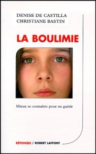 Checkpointfrance.fr LA BOULIMIE. Mieux se connaître pour en guérir Image