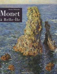 Denise Delouche - Monet à Belle-Ile.