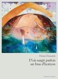 Denise Desautels et Dana Schutz - D'où surgit parfois un bras d'horizon - Inventaires 2012-2016.
