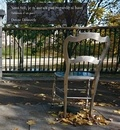 Denise Desautels - Sans toi, je n'aurais pas regardé si haut - Tableaux d'un parc.