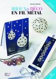 Denise Hoerner - Bijoux & Déco en fil métal.