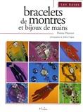 Denise Hoerner et Julien Clapot - Bracelets de montres et bijoux de mains.