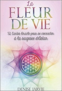Goodtastepolice.fr La fleur de vie - 52 cartes oracle pour se connecter à la sagesse d'Astar Image