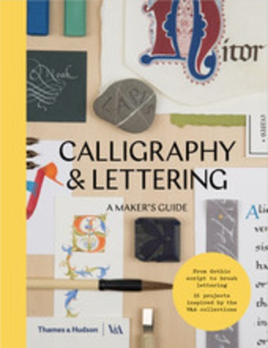 Denise Lach - Calligraphy and lettering - A maker's guide.