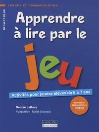 Apprendre à lire par le jeu - Activités pour jeunes élèves de 5 à 7 ans.pdf