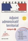 Denise Laurent et Agathe Pothin - Adjoint administratif territorial Catégorie C.