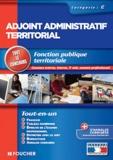 Denise Laurent et Agathe Pothin - Adjoint administratif territorial catégorie C - Concours 2012.