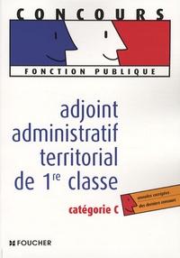 Denise Laurent et Agathe Pothin - Adjoint administratif territorial de 1e classe catégorie C.