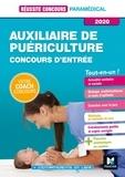 Denise Laurent et Jackie Pillard - Auxiliaire de puériculture - Concours d'entrée.