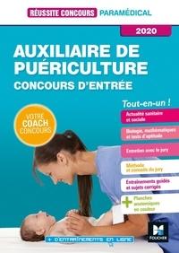 Auxiliaire de puériculture - Concours dentrée.pdf