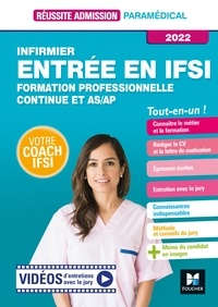 Denise Laurent - Réussite Admission - Infirmier - Entrée en IFSI - Formation professionnelle continue + AS/AP 2022.