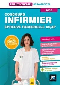 Denise Laurent et Jackie Pillard - Réussite Concours - Infirmier Passerelle AS/AP - 2020 - Préparation complète.