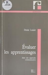 Denise Lussier - .