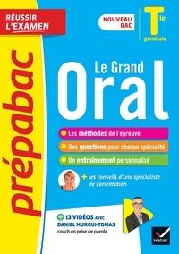 Denise Maréchal et Nadine Mouchet - Le Grand Oral Tle générale.