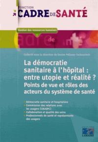 Denise Pellassy-Tarbouriech - La démocratie sanitaire à l'hôpital : entre utopie et réalité ? - Points de vue et rôles des acteurs du système de santé.