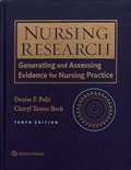 Denise Polit et Cheryl Tatano Beck - Nursing Research - Generating and Assessing Evidence for Nursing Practice.