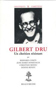 Denise Rendu et Jean-Marie Domenach - .