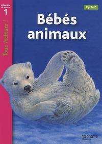 Bébés animaux - Niveau de lecture 1, Cycle 2.pdf