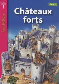 Denise Ryan - Châteaux forts - Niveau de lecture 1, Cycle 2.
