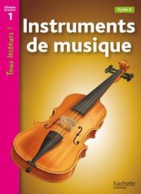 Deedr.fr Instruments de musique - Niveau de lecture 1, Cycle 2 Image