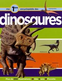 Denise Ryan - Ma première encyclopédie sur les dinosaures.