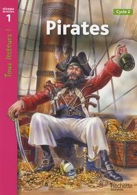 Denise Ryan - Pirates - Niveau de lecture 1, Cycle 2.