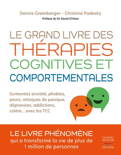 Le grand livre des thérapies cognitives et comportementales