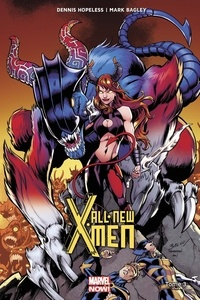 Dennis Hopeless et Mark Bagley - All-New X-Men Tome 3 : La fureur de l'enfer.