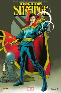 Dennis Hopeless et John Barber - Doctor Strange (2015) T05 - Secret Empire.