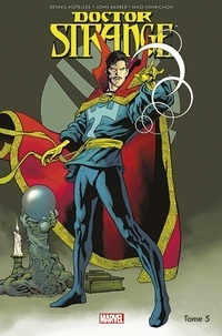 Dennis Hopeless et Niko Henrichon - Doctor Strange Tome 5 : Secret empire.