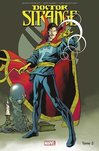 Doctor Strange Tome 5 Secret empire