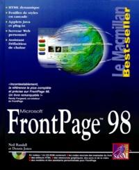 Dennis Jones et Neil Randall - Microsoft Frontpage 98.