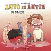 Dequier Bruno - Anto et Antin - tome 3 - Que d'émotions !.