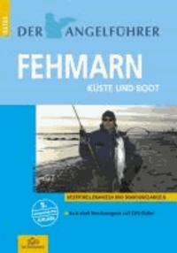 """Der Angelführer """"Fehmarn"""" - Küste und Boot. Meerforellenangeln und Brandungsangeln."""