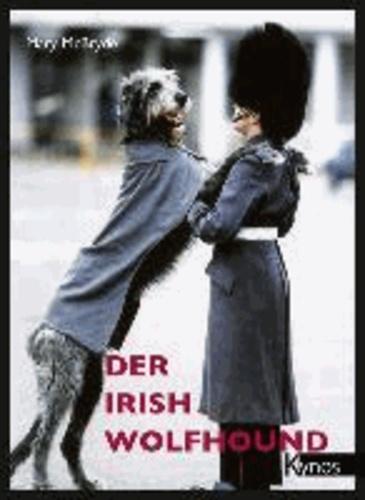 Der Irish Wolfhound.