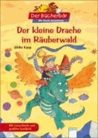 Der kleine Drache im Räuberwald.